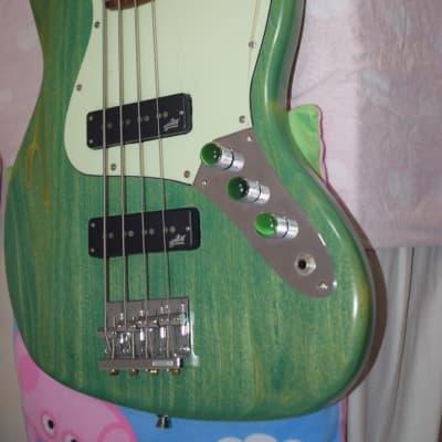 Handmade Jazz Bass