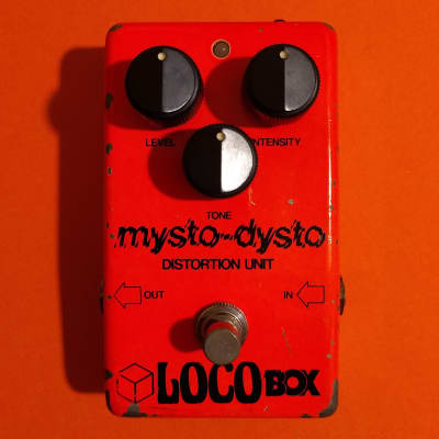 Loco Box Mysto-Dysto made in Japan for sale