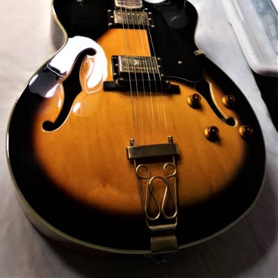 ASC Full body Jazz Style Electric Guitar for sale