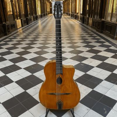 Selmer #788 - Gypsy Jazz Oval Hole Guitar 1949 for sale