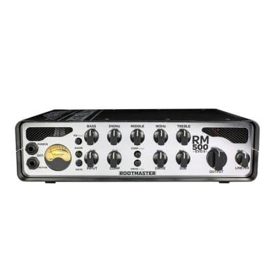 Ashdown Rootmaster - 500w RM500 EVO Head