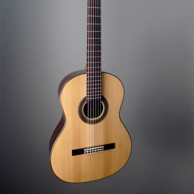 2005 Milburn Concert - Hauser Style African Blackwood/European for sale