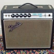 Fender Vibro Champ 1968 Silverface image