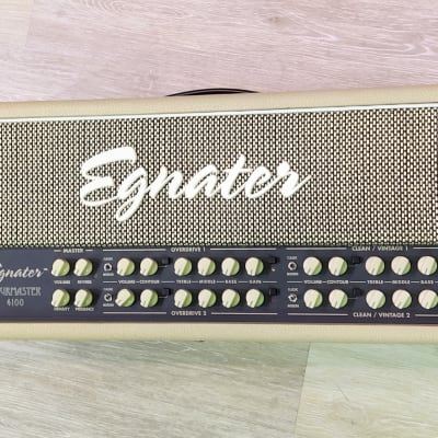 Egnater Tourmaster 4100 Head for sale