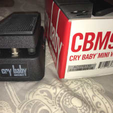 Dunlop Crybaby Mini / JHS Little Black Amp Box