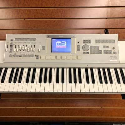 Korg M3 61-Key Xpanded Music Workstation Synthesizer *New Old Stock*