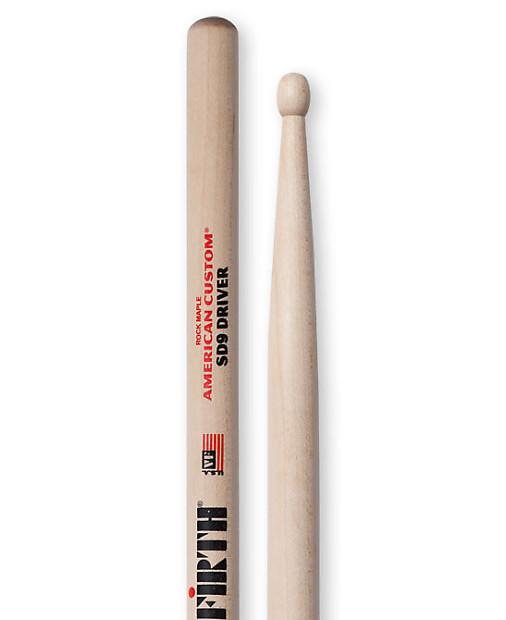 vic firth american custom rock maple drumsticks sd1 general reverb. Black Bedroom Furniture Sets. Home Design Ideas