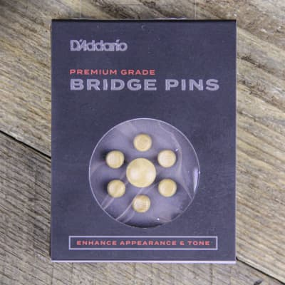 D'Addario Bridge Pins