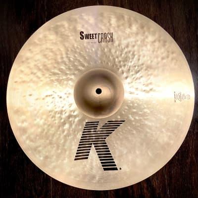 "Zildjian 17"" K Series Sweet Crash Cymbal (NEW Open Box Item)"