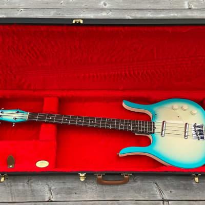 Jerry Jones Longhorn Bass Burst for sale