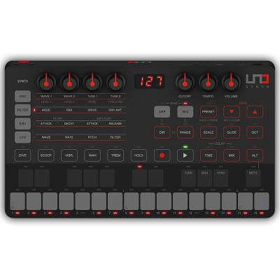 IK Multimedia UNO Synth True Analog Synthesizer