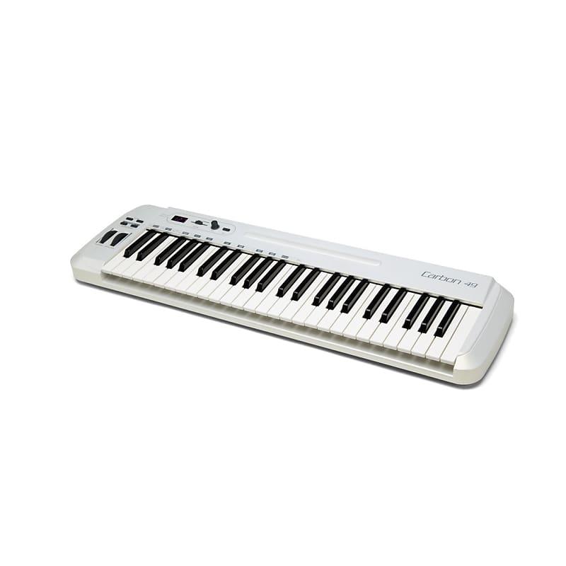 Samson Carbon 49 49-Key USB MIDI Controller Keyboard