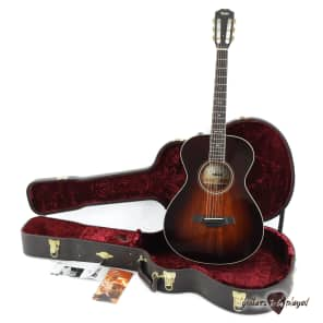 "Taylor Builder's Reserve Series VII ""Hog Wild"" 12-Fret Acoustic/Electric Guitar"