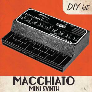Macchiato Mini Synth DIY Kit
