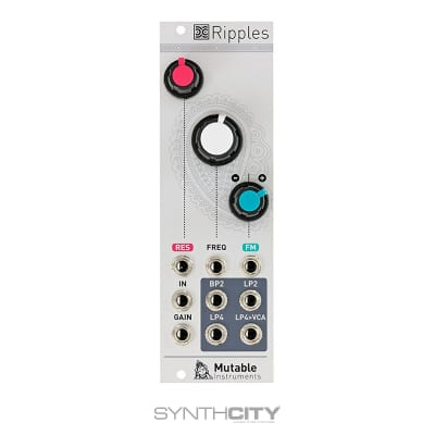 Mutable Instruments Ripples
