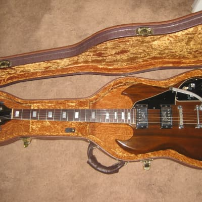 1971 Gibson SG Deluxe - Walnut for sale