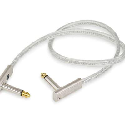 "Rockboard SAPPHIRE SERIES Flat Patch Cable - 60cm / 23.62"""