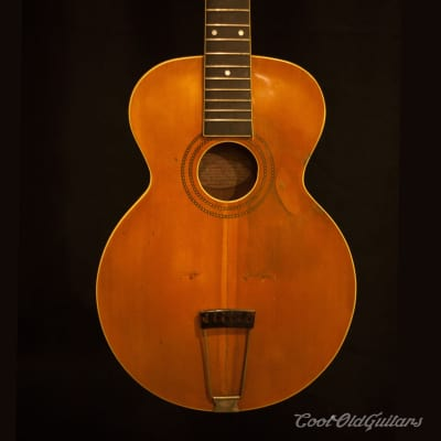 Vintage 1910s Gibson L1 Acoustic Guitar