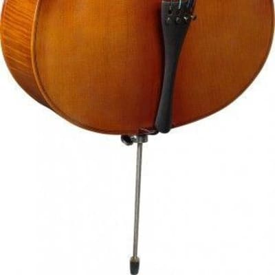 Stagg VNC-3/4 L - 3/4 sized Spruce & Maple Cello with carrying Bag & Bow - NEW