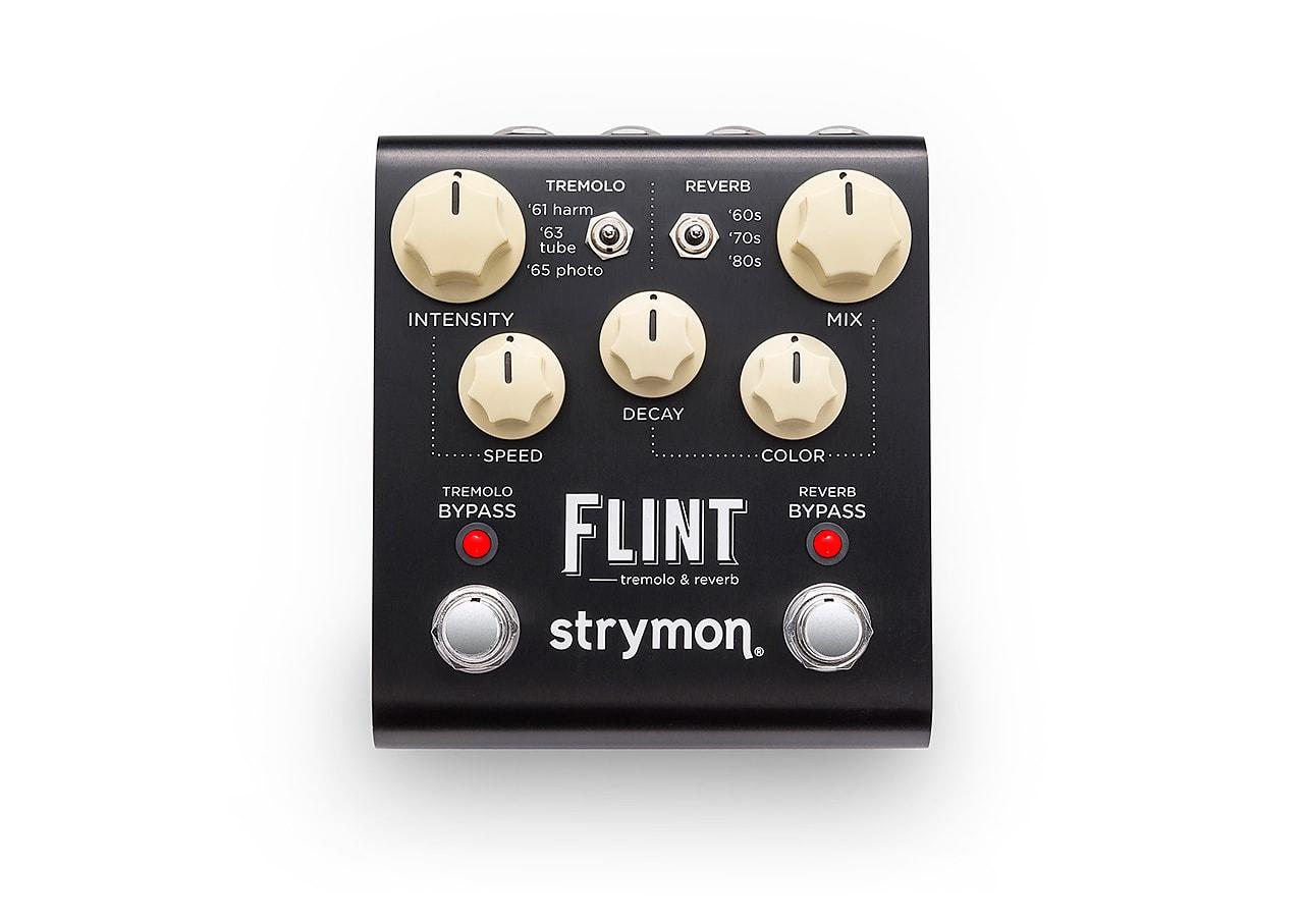 Strymon Flint Tremolo and Reverb New