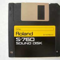 Roland ROLAND S-760 Sound Disk 3.5inch