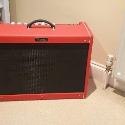 """Fender Hot Rod Deluxe III """"Red October"""""""