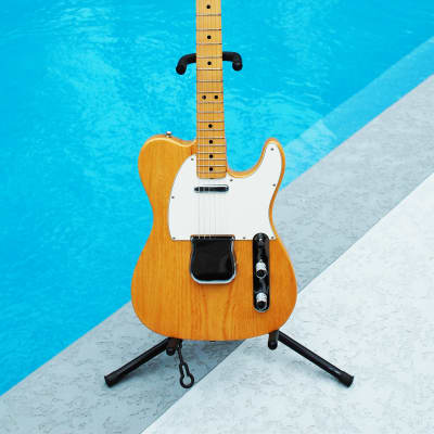 Fender Telecaster  1975 Natural 45 year old Time Capsule