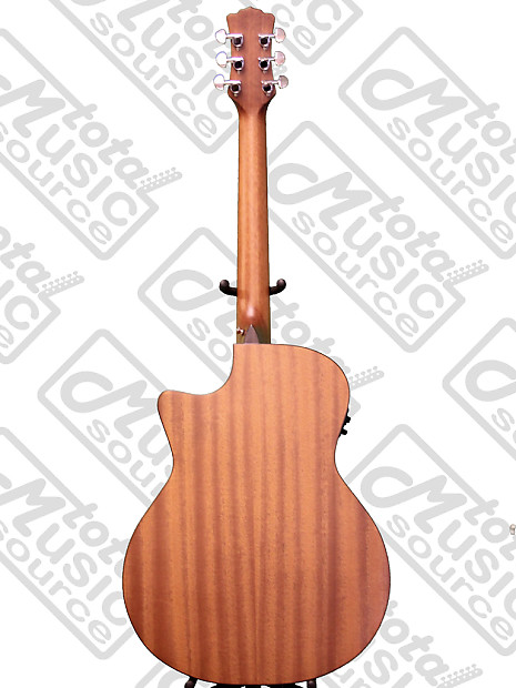 Luna ocl koi2 oracle koi next generation acoustic electric for Koi fish guitar