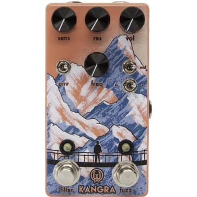Walrus Audio Kangra Filter Fuzz effects pedal for sale