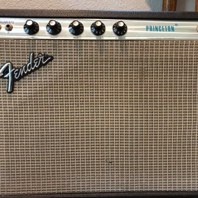 Fender Princeton Early 70s Vintage for sale