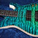 NEW! 2018 Paul Reed Smith PRS GG Gary Grainger 4 String Bass Private Stock Laguna Dragon's Breath