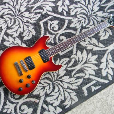 Fender Flame Standard 1985 - 1987