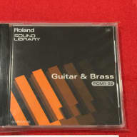 ROLAND SO-PCM1-02 GUITAR AND BRASS