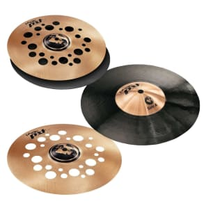 Paiste PST X DJs 45 Set 3pc Cymbal Pack