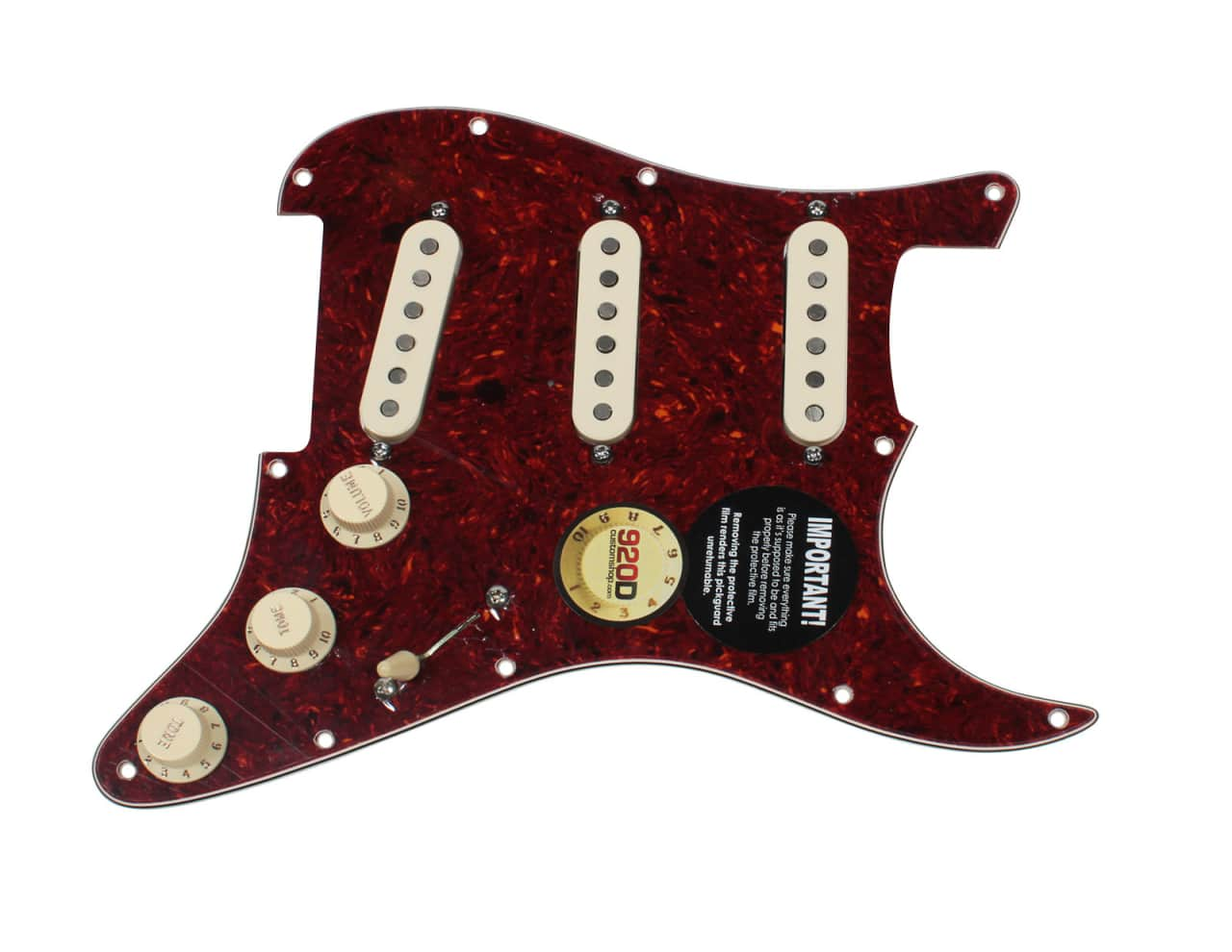 fender tex mex 920d loaded pre wired strat pickguard to aw reverb. Black Bedroom Furniture Sets. Home Design Ideas
