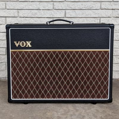 Vox AC30S1 Single-Channel All-Tube 112 Combo Guitar Amplifier