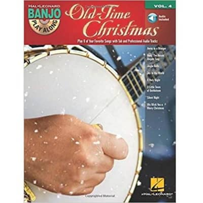 Old-Time Christmas - Banjo Play-Along Volume 4