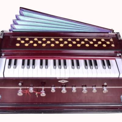 sai musicals hr-16 Harmonium Musical Instrument, In USA, 9 Stops, 3 1/2 Octave, 2019
