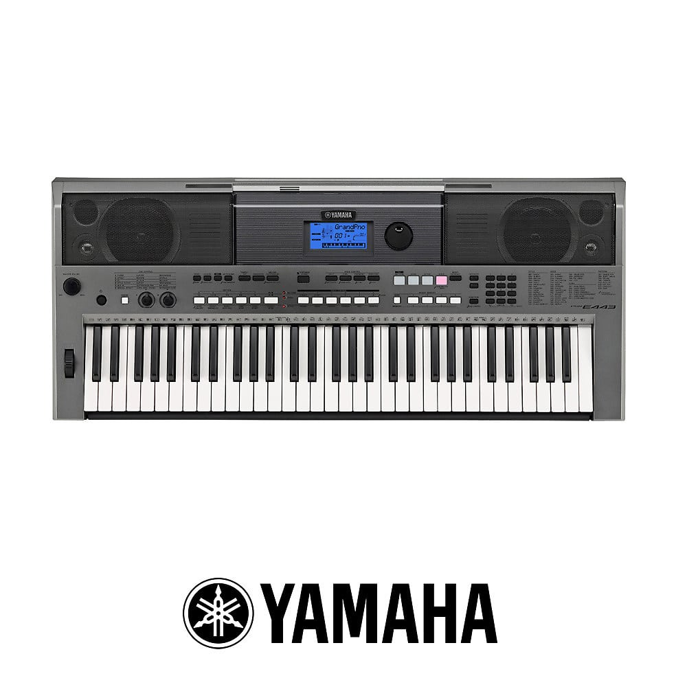 How To Save Settings On E  Yamaha Keyboard