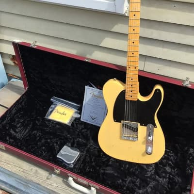 Fender 2010 Fender Custom Limited Edition '50s Esquire Relic....1 of 30 for sale