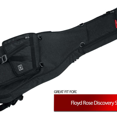 Black Gator Case for Floyd Rose Discovery Series DST-3 for sale