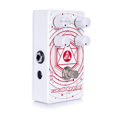 Catalinbread Blood Donor Limited Edition White