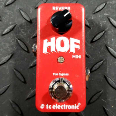 TC Electronic HOF Hall Of Fame Mini Reverb FREE SHIPPING image