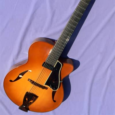 2001 Nickerson Virtuoso 7 String: Outstanding Player, Best Buy In a Handbuilt Classic for sale
