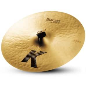 "Zildjian 15"" K Series Dark Thin Crash Cymbal"