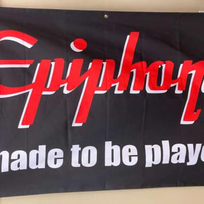 Epiphone Dealer Banner - Large