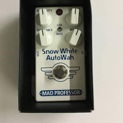 Mad Professor Snow White Auto Wah (GB) Pedal for sale
