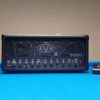 EVH 5150 III 50S 6L6 3-Channel 50-Watt Guitar Amp Head