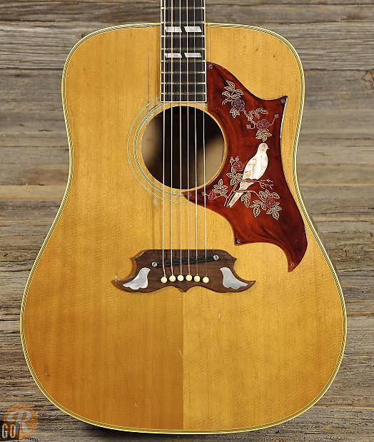 Gibson Dove Natural 1969
