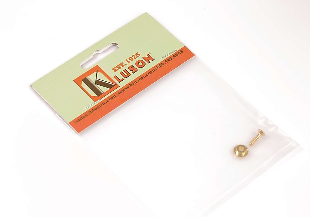 KLUSON KTSGG REPLACEMENT STRING GUIDE FOR FENDER TELECASTER GOLD